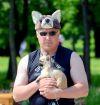 Лучшей собакой выставки признан мопс
