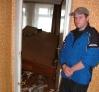 Дом в Вийвиконна пожирается грибком