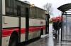 Бесплатный проезд в пыльном автобусе