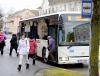 Суматоха первых дней прошла, но в работе общественного транспорта Кохтла-Ярве проблем еще хватает