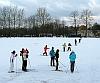 Лыжный спорт в школах мало популярен