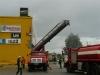 Пожар остановил работу торгового Дома «Престоне»
