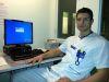 «Медсестра» Артур Калнин начал свою трудовую деятельность по специальности в престижной больнице Швеции