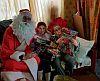Две семьи получили подарки от неравнодушных жителей города