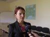 Министр окружающей среды подышала воздухом Кохтла-Ярве