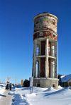 Старая водонапорная башня может поменять облик и назначение