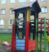 Кому помешала детская площадка?