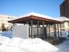 В Кукрузе планируется установить новые автобусные павильоны