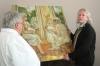 Картина Игонина украсила родильное отделение Кохтла-Ярвеской больницы